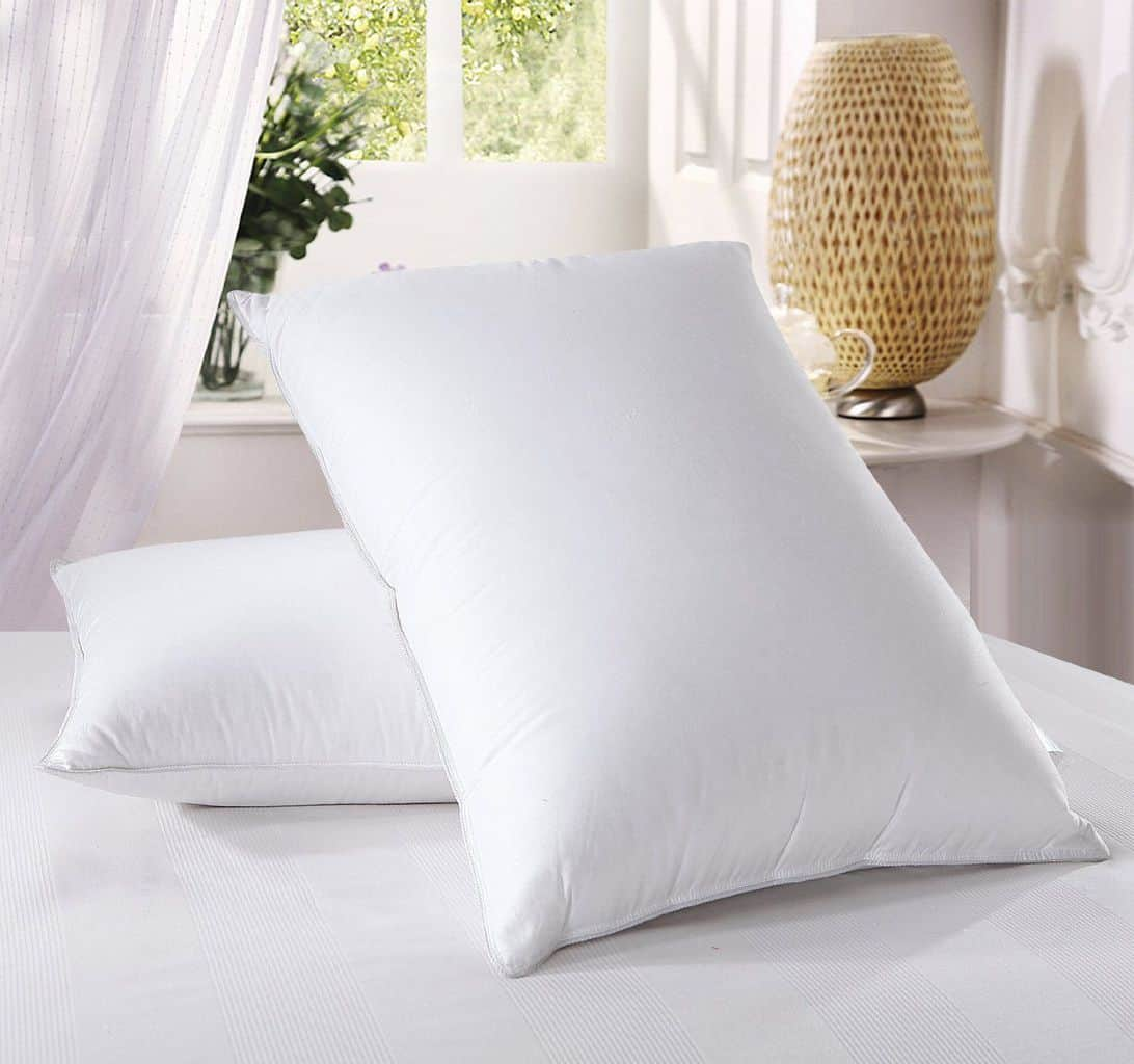 The 5 Best Pillows for Side Sleepers Ratings Reviews & More