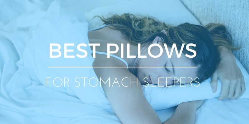 whatu0027s the best pillow for stomach sleepers