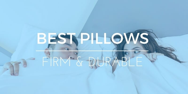 what are the best firm pillows for the money
