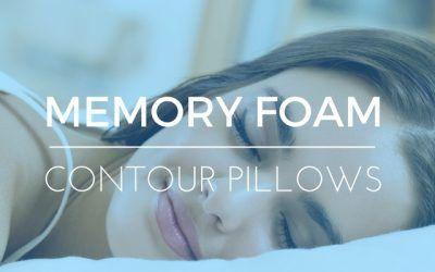 5 of the Best Contour Memory Foam Pillows on the Market