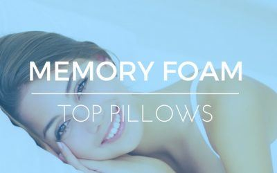 5 of the Best Rated Memory Foam Pillows: Top Picks
