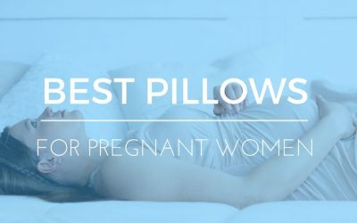 The ACTUAL Best Pillows for Pregnant Women