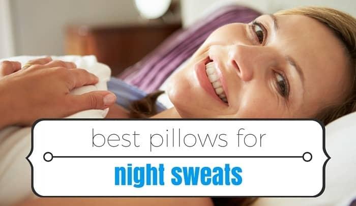 Best Pillow For Night Sweats Elite Rest
