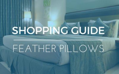 Shopping Guide: The Best Feather Pillows on the Market