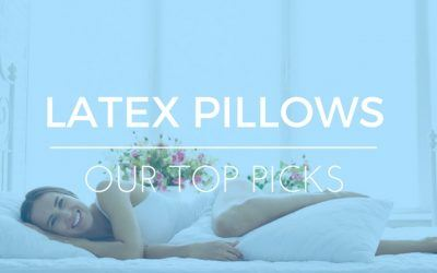 5 of the Best Latex Pillows: Options & Reviews