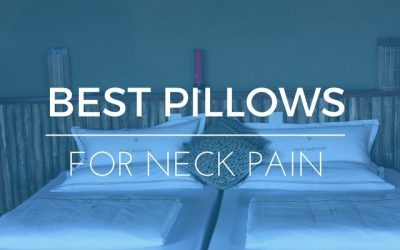 The Best Pillows for Neck Pain: 2017 Ratings, Reviews & More