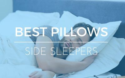 The 5 Best Pillows for Side Sleepers: Ratings, Reviews & More