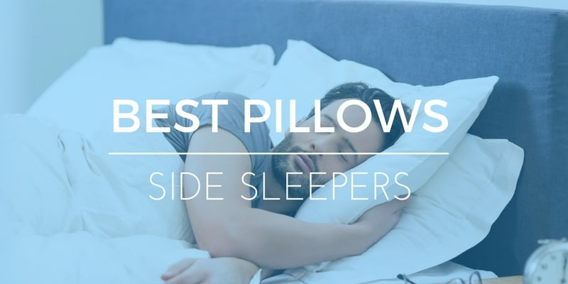 The 5 Best Pillows For Side Sleepers Ratings Reviews