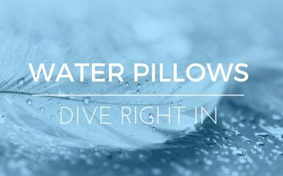 Water Pillow Reviews: 5 Pillows that Will Float Your Boat