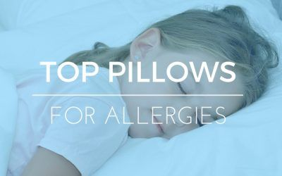 Best Pillow for Allergies: Stop the Sneezing and Sleep Better!