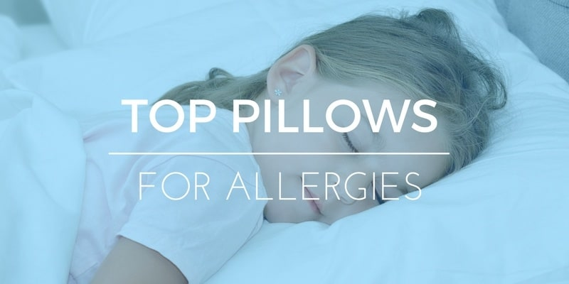 Best Pillow For Allergies Stop The Sneezing And Sleep