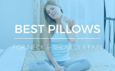 Best Pillow for Back Sleepers With Neck and Shoulder Pain