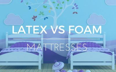 Latex Mattresses vs. Memory Foam Mattresses: Which is Better?