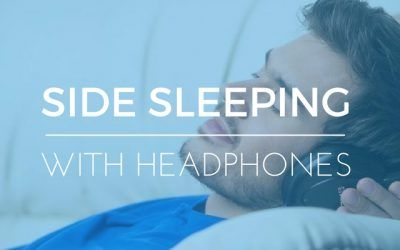 How to Sleep on Your Side with Headphones