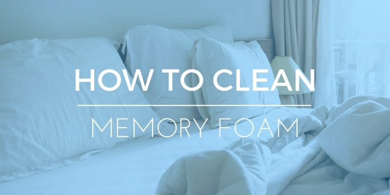 how to clean memory foam remove stains from your pillows. Black Bedroom Furniture Sets. Home Design Ideas