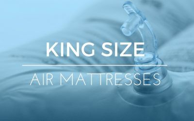 Best King Size Air Mattress For Those Unexpected Guests