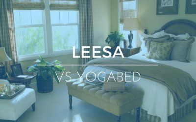 Leesa vs Yogabed  – Which Mattress is Right For Your Body?