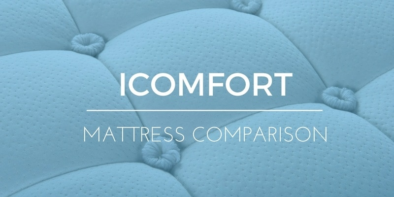 ICOMFORT VS TEMPUR-PEDIC COMPARISON