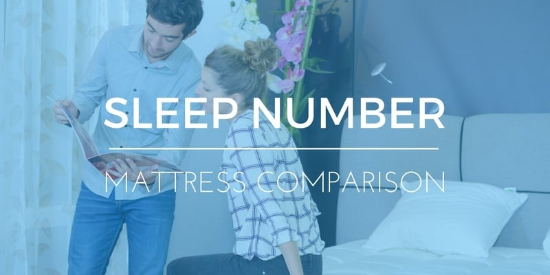 sleep number vs. tempurpedic - mattress brand showdown