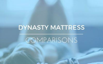 Dynasty Mattress Vs Tempurpedic Mattress – How do they Stack Up?