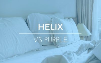 Helix Vs. Purple Mattress: Which One Fits Your Sleeping Style?
