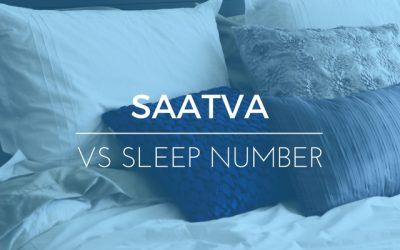 Saatva vs Sleep Number: Are Coils or Air Right For You?