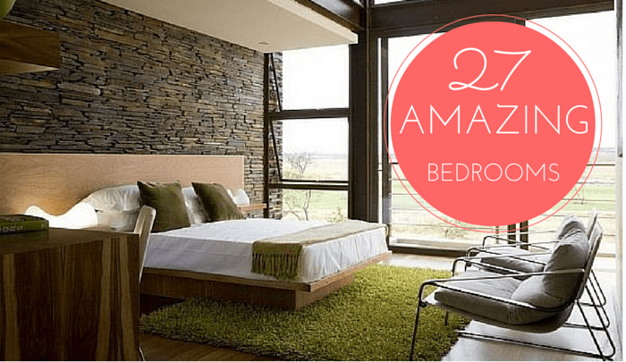 27 Amazing Bedroom Designs You Need To See - Elite Rest