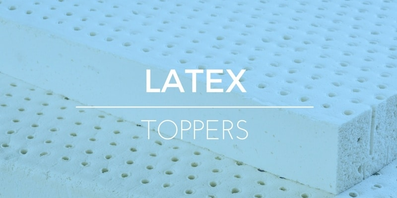 5 Best Latex Mattress Toppers: A Buyer's Guide