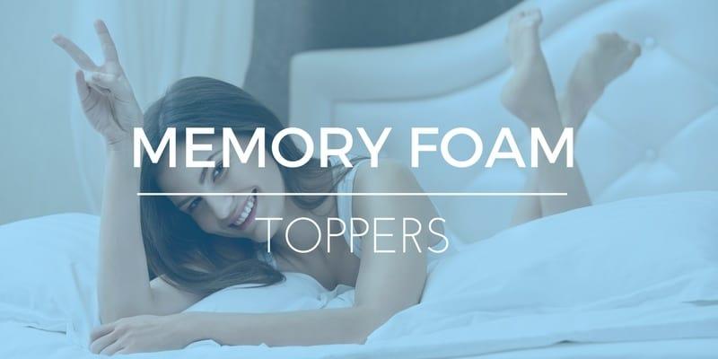 What's the Best 4 Inch Memory Foam Mattress Topper?