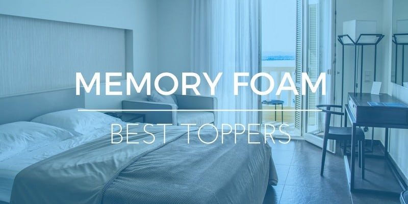 Shopping Guide: Best 2″ Memory Foam Mattress Toppers