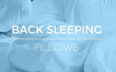Shopping Guide: Best Pillows for Back Sleepers