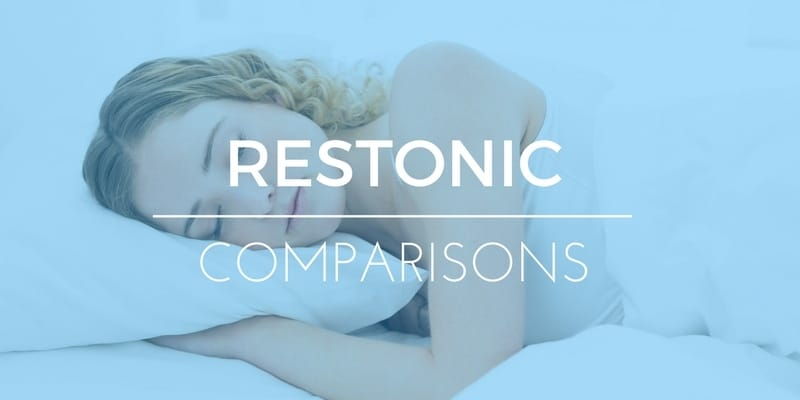 Sealy vs. Restonic: Mattress Comparison & Reviews