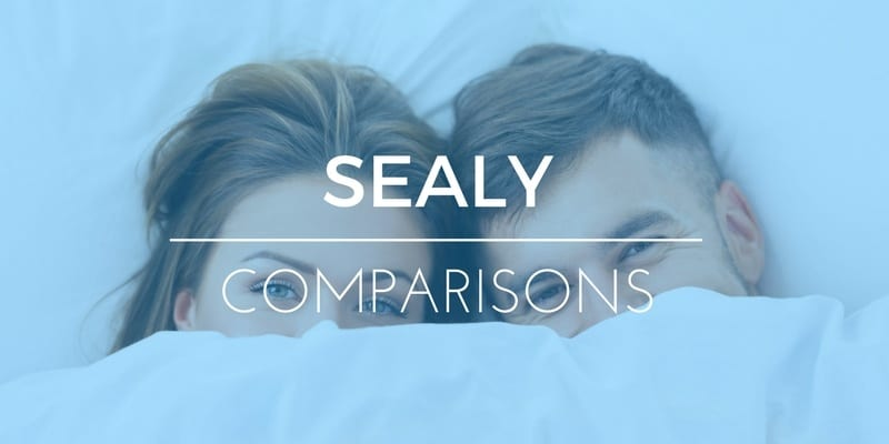 SEALY VS TEMPUR-PEDIC MATTRESSES