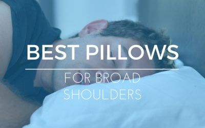 Best Pillow For Side Sleepers With Broad Shoulders: 5 Great Options