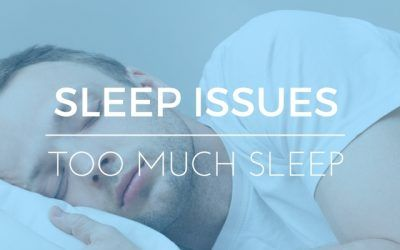 Why do I Sleep so Much? Tips for a Common Problem