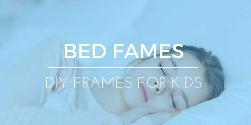 How To Build A DIY Bed Frame With Storage Out Of Ikea Cabinets