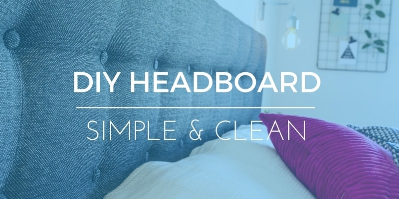 DIY HEADBOARDS UPHOLSTERED