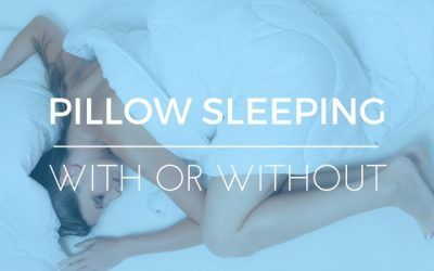 Is It Better To Sleep Without a Pillow? It Depends On Your Sleep Position…