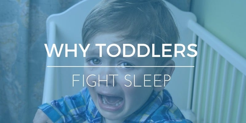 Why Do Toddlers Fight Sleep? 3 Reasons Why it can be Difficult