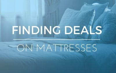 What's The Best Time To Buy A Mattress And Get A Good Deal?
