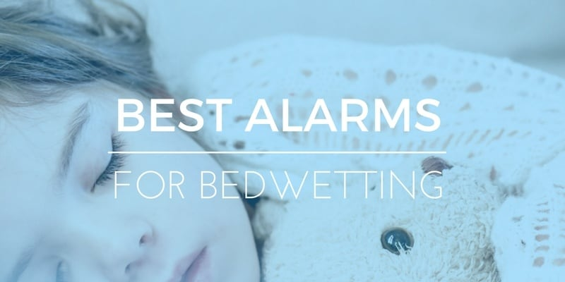 BEST ALARMS FOR BEDWETTING