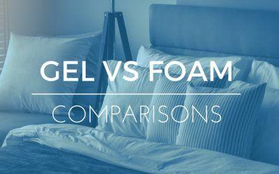 Memory Foam vs. Gel Memory Foam – What's The Difference?