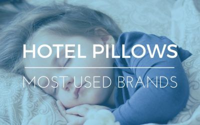 What Pillows Do Hotels Use? Picks by Hilton, Marriott, Hampton & More