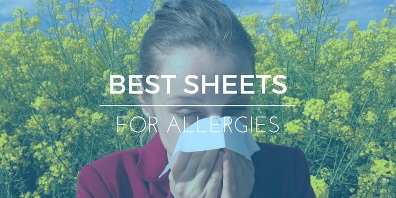 Best Sheet Sets for Allergies: Top 5 Picks in 2017 (Ratings & Reviews)