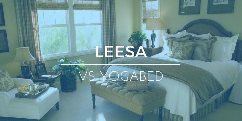 Leesa vs Yogabed