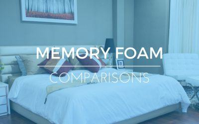 Memory Foam Vs Pillow Top Mattresses: Which is Better?