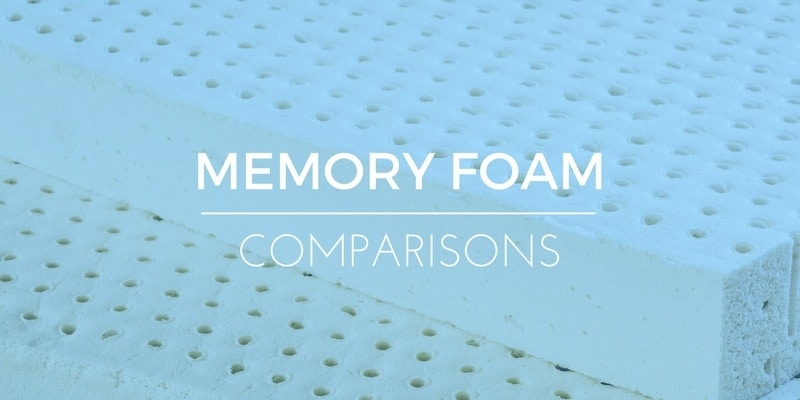 Memory Foam vs Hybrid Mattresses