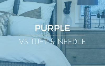 Tuft and Needle vs Purple Mattresses: Budget Friendly High-Quality Mattresses