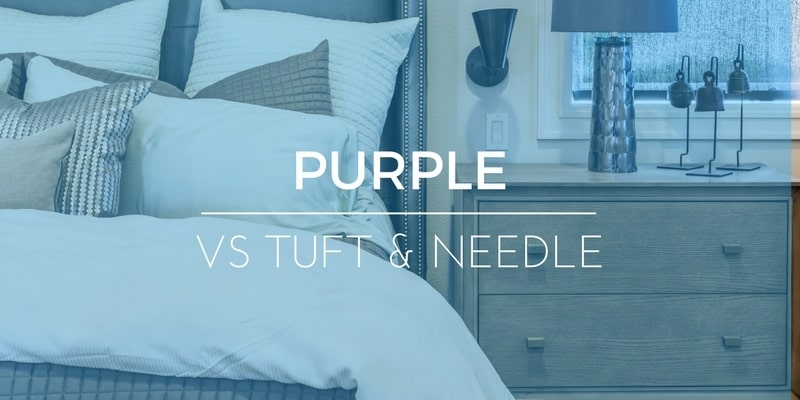 PURPLE VS TUFT & NEEDLE