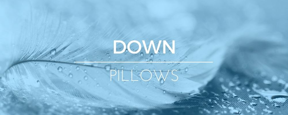 Down Feather Pillows